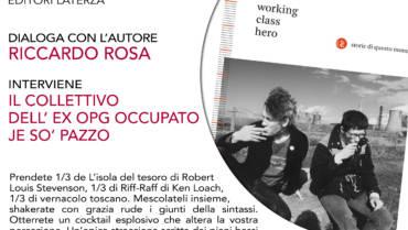 Alberto Prunetti presenta '108 metri'