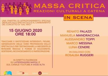 Massacritica – In scena